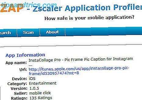 Zscaler Application Profiler: Geben Sie Sicherheitsstufen von Telefon-Apps an, indem Sie Datenschutzrisiken schätzen