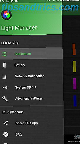 Om din Android-telefon eller surfplatta har ett LED-meddelandelampa hjälper den här appen dig att anpassa den till din smak.