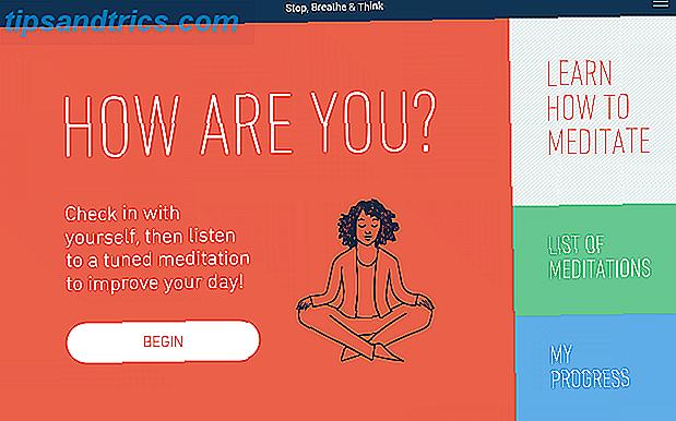 I motsats till populär åsikt kan du meditera utan yoga matta, religiös vägledning, ett fridfullt personligt utrymme, rökelse ljus och någon annan apparat.  Här är ett enkelt verktyg för att hjälpa dig att börja.