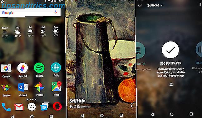 9 großartige Apps, die das Hintergrundbild Ihres Android-Smartphones verändern werden
