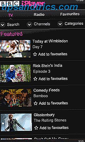 Under min senaste semester hade jag lite fritid och försökte hitta något intressant att titta på min Windows Phone.  Nu kunde jag ha använt YouTube eller BBC iPlayer eller många andra appar, men i stället bestämde jag mig för att ha en mobilupplevelse endast för webbläsare.