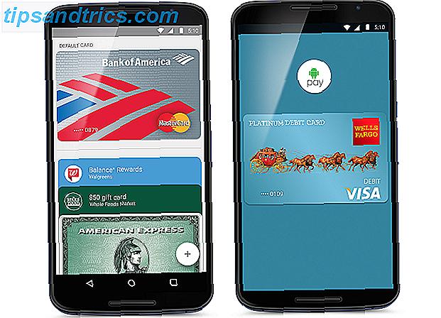 Si vous voulez profiter des paiements sans fil, vos deux meilleures options sont Android Pay ou votre carte de crédit sans contact, mais quel est le meilleur choix?