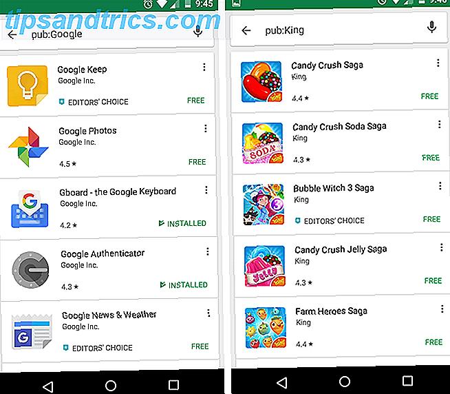 Ces conseils et astuces vont changer votre façon d'utiliser le Play Store.