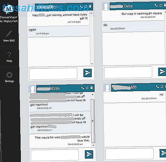 Etes-vous souvent distrait par les alertes SMS sur votre mobile lorsque vous travaillez sur l'ordinateur?  Passer d'un appareil à un autre est une interruption majeure de votre flux de travail, de sorte que les outils qui vous aident à rester sur un appareil peuvent augmenter considérablement votre productivité.