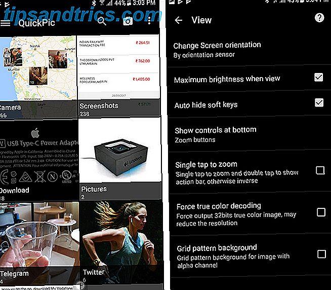 Hvad er det bedste Android Galleri App-alternativ til Google Fotos?