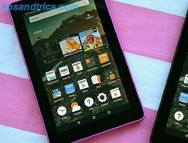 Vos enfants sont-ils heureux avec la tablette Amazon Fire?  Peut-être que vous songez à en acheter un.  Voici pourquoi vous ne devriez pas, et pourquoi les propriétaires existants devraient déplacer leurs enfants sur une vraie tablette.