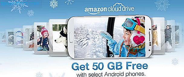 Om du köper en Android-telefon från Amazons utbud som erbjuds före den 31 december får du 50 GB gratis Amazon Cloud Drive-lagring i ett år.  God Jul!  Ho!  Ho!  Ho!