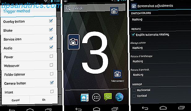 Claro, puede tomar capturas de pantalla básicas en su teléfono o tableta Android, pero podría estar haciendo mucho más.