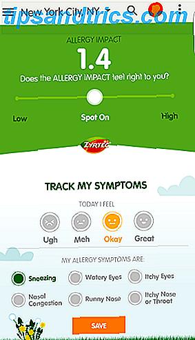 Εάν υποφέρετε από εποχιακές αλλεργίες, χρειάζεστε αυτές τις καλύτερες εφαρμογές αλλεργίας για να σας βοηθήσουμε να παραμείνετε στην κορυφή των αλλεργιογόνων, να παίρνετε φάρμακα και πολλά άλλα.