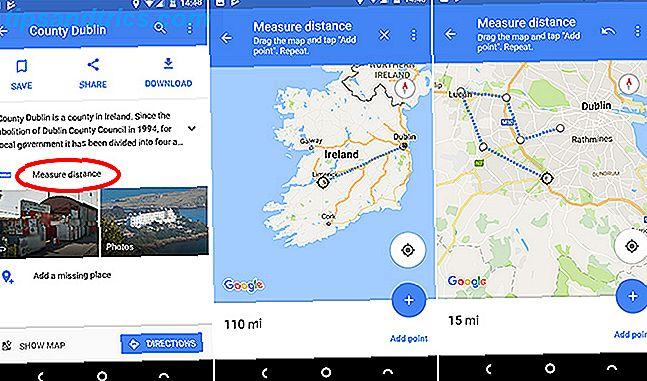 Google Maps tiene algunas características sorprendentes que la mayoría de la gente desconoce.