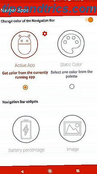 Vous voulez une barre de navigation colorée sur Android qui change en fonction de votre application actuelle?  C'est facile et gratuit.