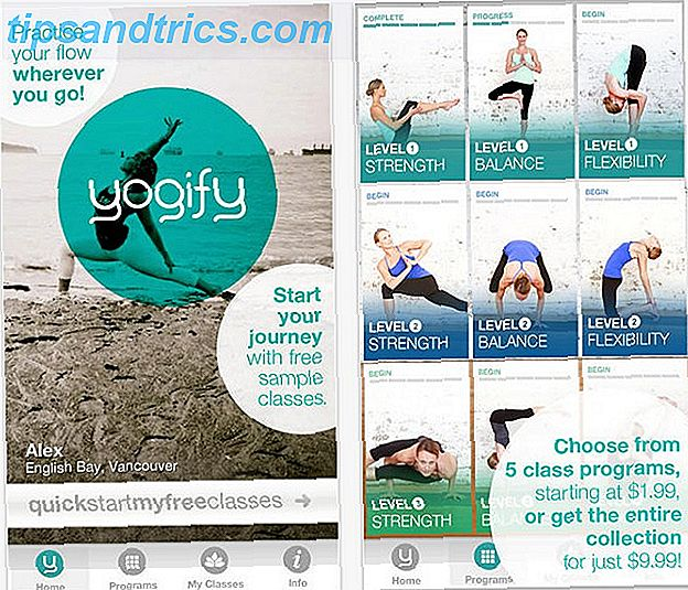 Le monde a pris les avantages du yoga.  Avec une application de yoga intelligente, vous pouvez pratiquer vos poses de yoga préférées partout.  Voici de l'aide pour trouver une application de yoga qui correspond à vos besoins.
