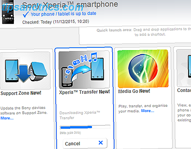 Muo-android-xperiatransfer-desktop-installation