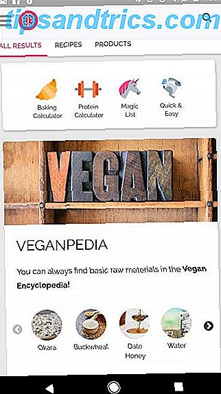 7 vegetarische und vegane Apps für ein gesünderes Leben