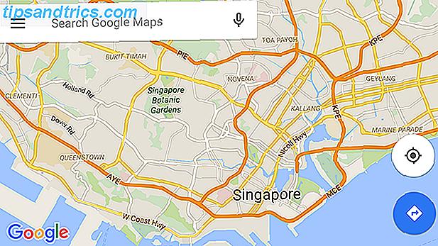 Hur man laddar ner offline-kartor i Google Maps för Android