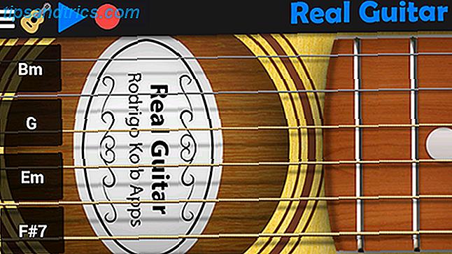 Si estás tratando de aprender guitarra, estas aplicaciones de Android serán súper útiles.