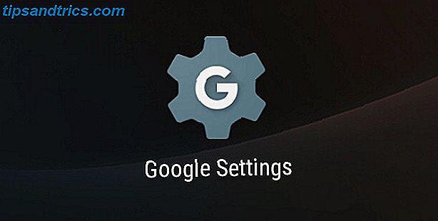 Mange ved ikke engang, at de har Google Settings-appen på deres telefon, men det giver dig god kontrol over din enhed!