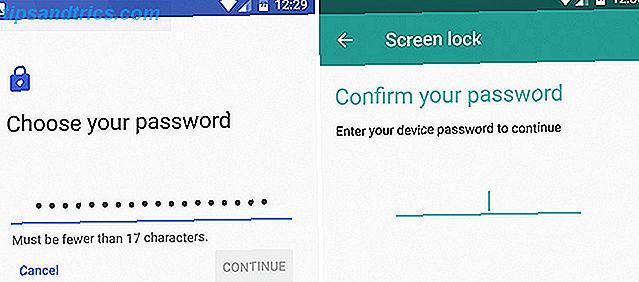 Du kan sikre din Android-telefonens låseskærm med et kodeord, PIN-kode, fingeraftryk og meget mere.  Men hvilken låsemetode skal du bruge?