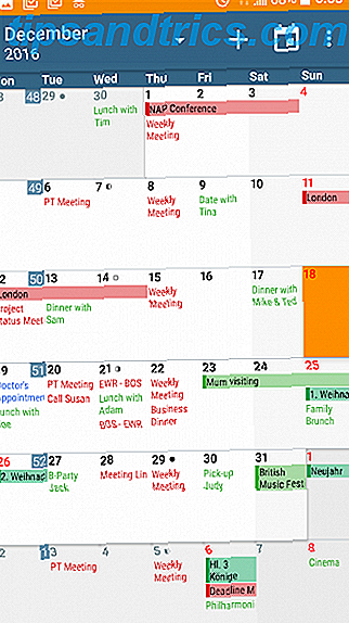 De 8 Bedste Gratis Kalenderapps Til Android Tipsandtricscom