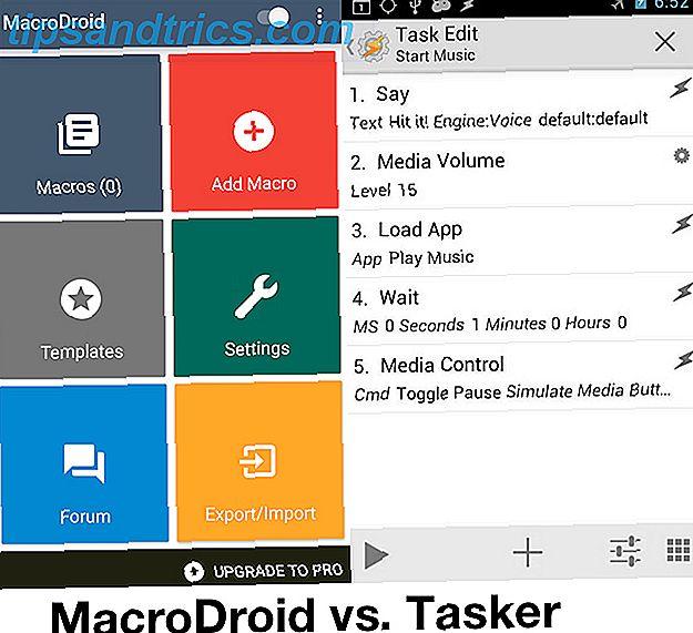 Die einfache, nicht-root Weise, Android ohne Tasker zu automatisieren