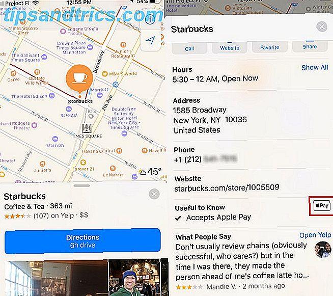 Apple Pay y Google Pay son prácticos, pero ¿qué sucede si no sabe dónde usarlos?  A continuación, le mostramos cómo encontrar tiendas compatibles para ambos servicios.