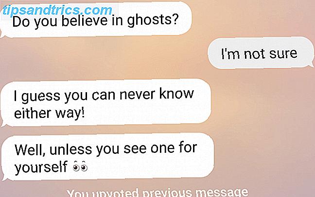 Chatbots sind ein aufstrebendes Gebiet und sie werden ziemlich realistisch.  Probieren Sie diese selbst aus.