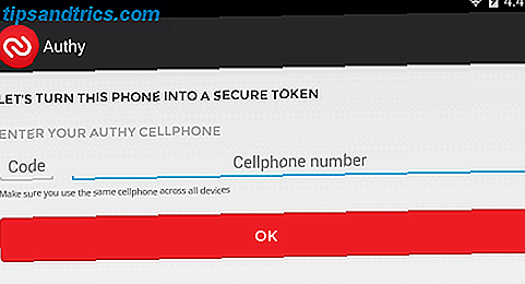 authy telefoonnummer authenticator