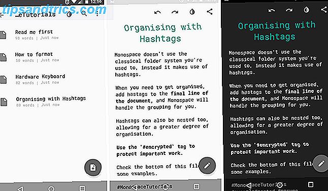 7 éditeurs de texte sans distraction pour Android comparé