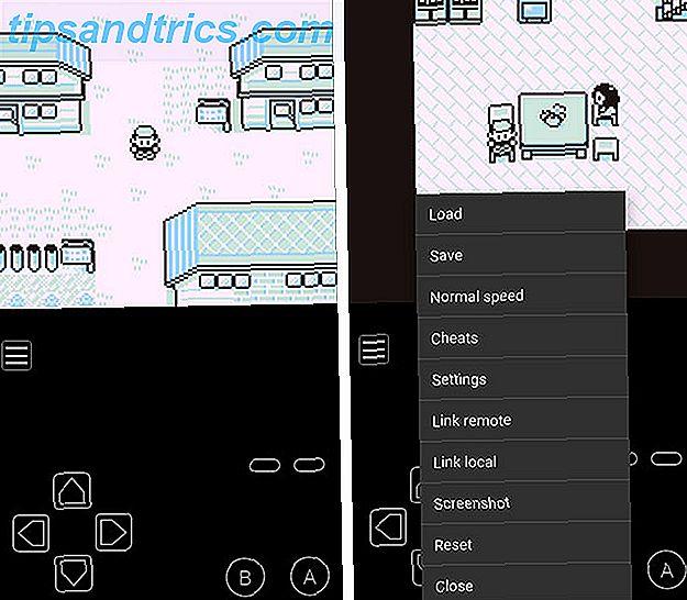 Sådan emulerer du gamle Pokémon-spil på din Android-telefon