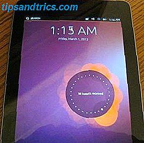 Comment faire pour installer l'aperçu tactile Ubuntu sur votre appareil Android Nexus