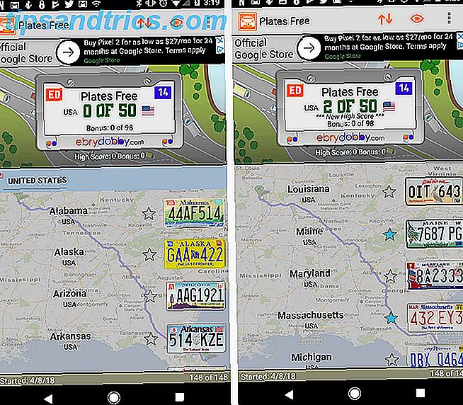 Besoin de jeux pour profiter de votre prochain long trajet en voiture?  Voici 10 super jeux de voyage sur route Android et iPhone que vous pouvez jouer pendant des heures lorsque vous voyagez.