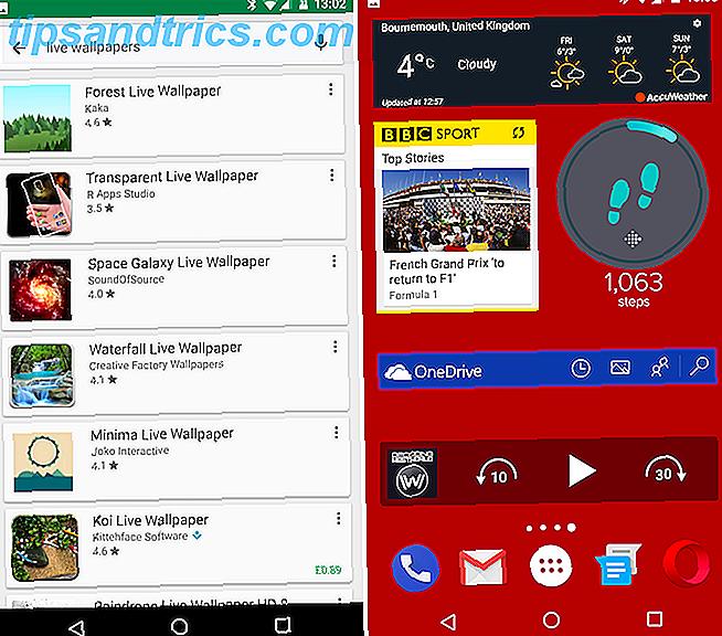 Android 6 apps im hintergrund laufen lassen