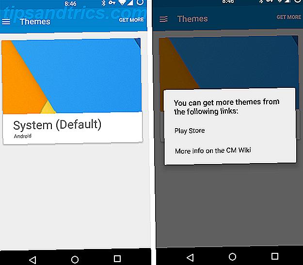 De thema-engine van CyanogenMod is geweldig voor het aanpassen van je apparaat, maar wat als je het perfecte thema niet kunt vinden?  Eenvoudig, maak het gewoon zelf.