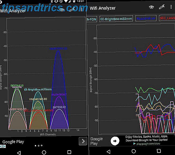 Forbedre dit Wi-Fi-signal hjemme og udenfor med disse Android-apps