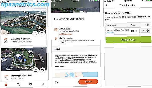 Vous voulez trouver les meilleurs événements près de chez vous?  Ces applications événementielles vous aident à découvrir des concerts, des expositions et bien plus encore.