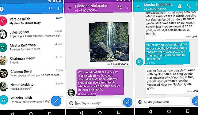 5 mejores aplicaciones gratuitas de mensajería para Android