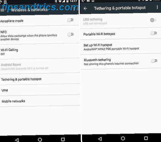 Utiliser votre appareil Android comme un hotspot est un excellent moyen de partager vos données mobiles avec vos autres appareils comme un ordinateur portable ou une tablette - et c'est super facile!