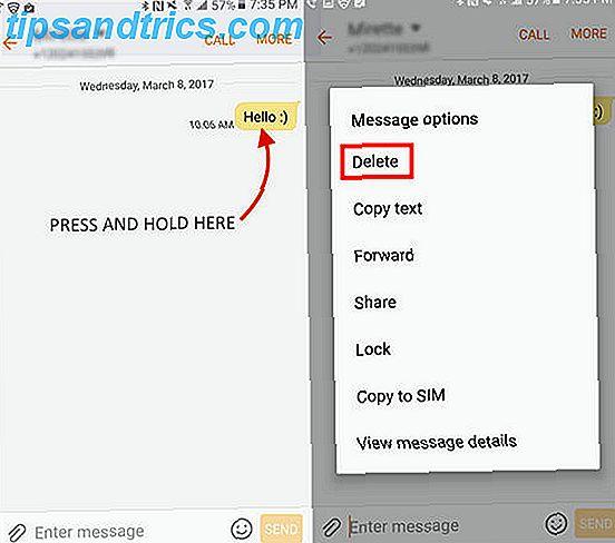 Si necesita eliminar, hacer una copia de seguridad o restaurar mensajes de texto en Android, este artículo lo tiene cubierto.