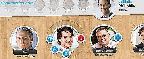 Les solutions de conférence Web ne manquent pas et un autre service qui rivalise avec les leaders du marché est UberConference, un service de conférence téléphonique et Web qui permet aux participants d'accéder aux documents en ligne et au contenu des réseaux sociaux.  L'avantage d'inclure une conférence téléphonique signifie que les participants n'ont pas besoin d'être liés à une caméra vidéo sur un ordinateur ou un appareil mobile.