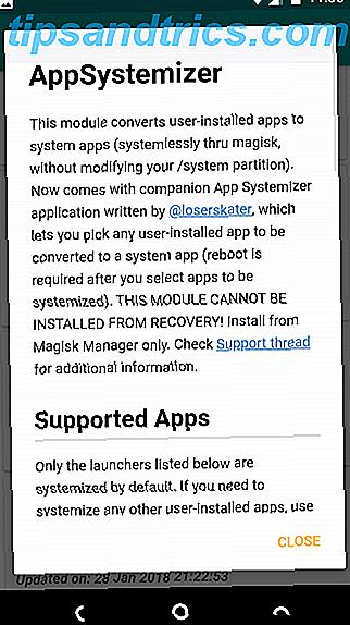 10 Must-Have Magisk Módulos para o seu dispositivo Android
