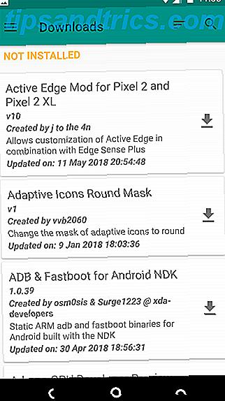 Magisk est la meilleure façon de rooter votre téléphone Android, et est livré avec des tonnes de grands modules pour plus de fonctionnalités.