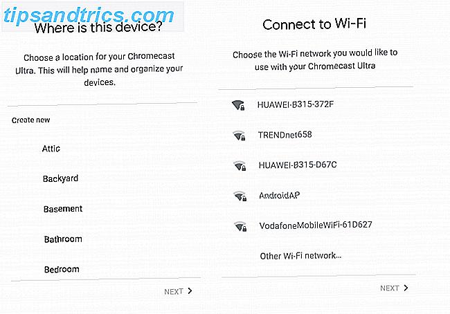 Πώς μπορείτε να συνδέσετε Chromecast