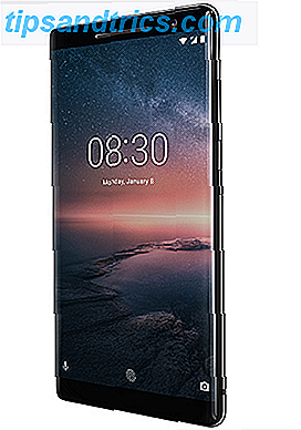 Chargement sans fil Nokia 8 Sirocco