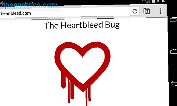 La plupart d'entre nous connaissent Heartbleed comme un bug affectant les sites Web et les serveurs Web, mais Android 4.1.1 utilise également la version vulnérable d'OpenSSL.  Cela signifie que certains smartphones et tablettes Android sont vulnérables aux attaques Heartbleed.