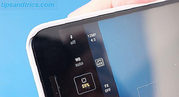 Si vous voulez vraiment les meilleures photos de smartphones de qualité, vous aurez envie de tourner en RAW.