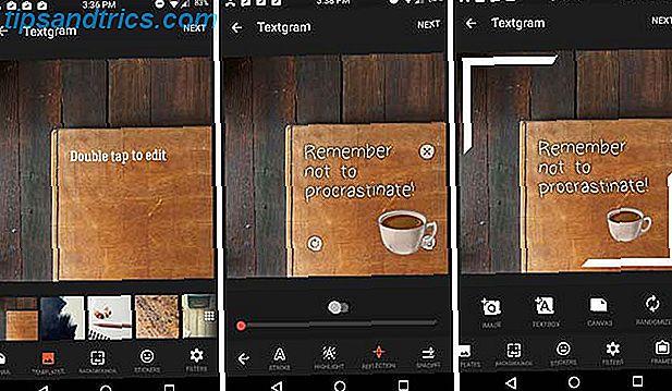 4 applications Android gratuites pour faire de superbes graphismes de médias sociaux