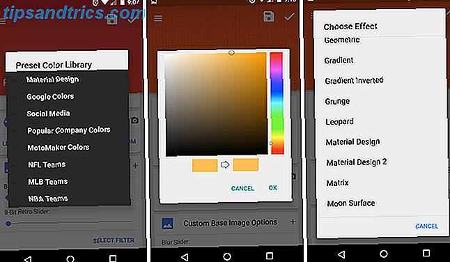 Hoe U Uw Eigen Aangepaste Achtergrond Voor Android Kunt Maken