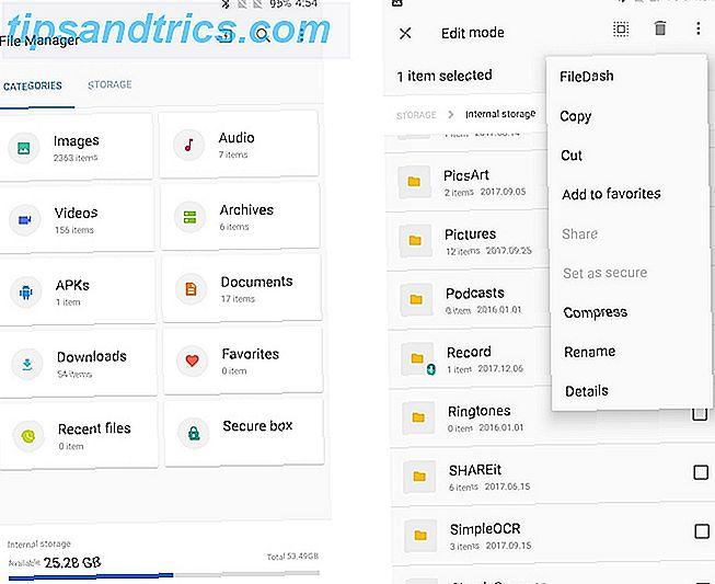 Dateien auf Android verwalten: 7 wichtige Tipps, die Sie kennen müssen