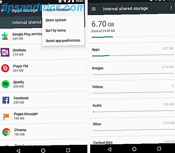 Hvis du er løbet tør for lagerplads på din Android-telefon eller -tablet, kan vi hjælpe dig med at frigøre det.