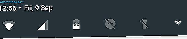 8 meilleures applications pour personnaliser le panneau de configuration rapide de Nougat